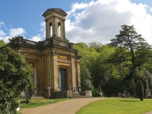The Anglican Chapel at Arnos Vale