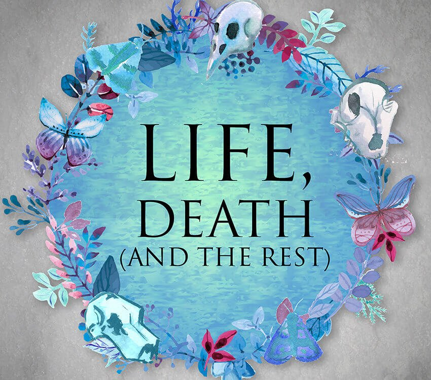 Life, Death and the Rest) logo 2018