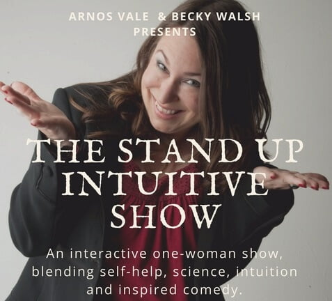 Becky Walsh Intuitive Show