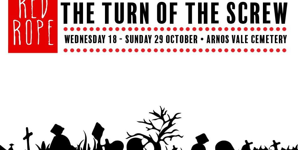 Turn of the Screw by Red Rope Theatre