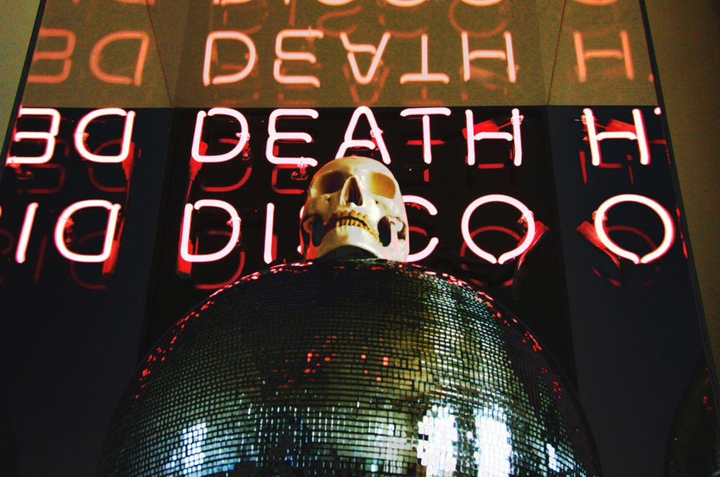 Death Disco by Jimmy Galvin