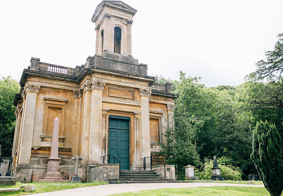 Anglican Chapel at Arnos Vale