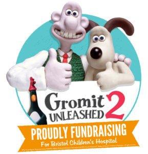 Gromit Unleashed 2 logo