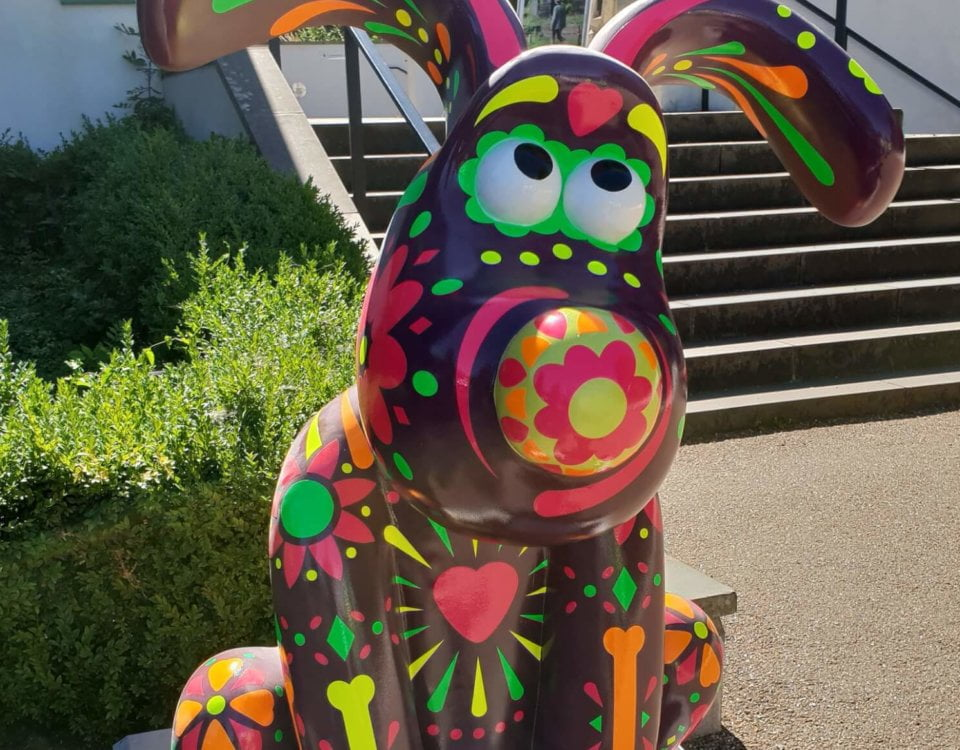 Day of the Dead Gromit