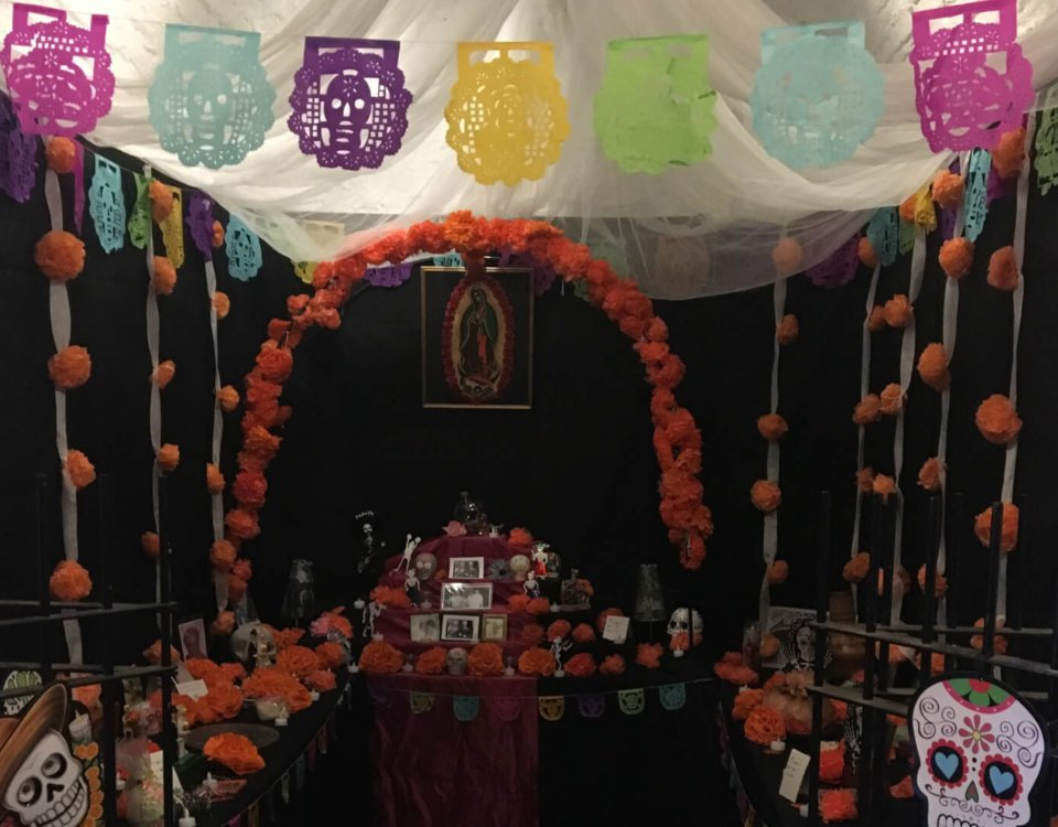 Day of the Dead exhibition
