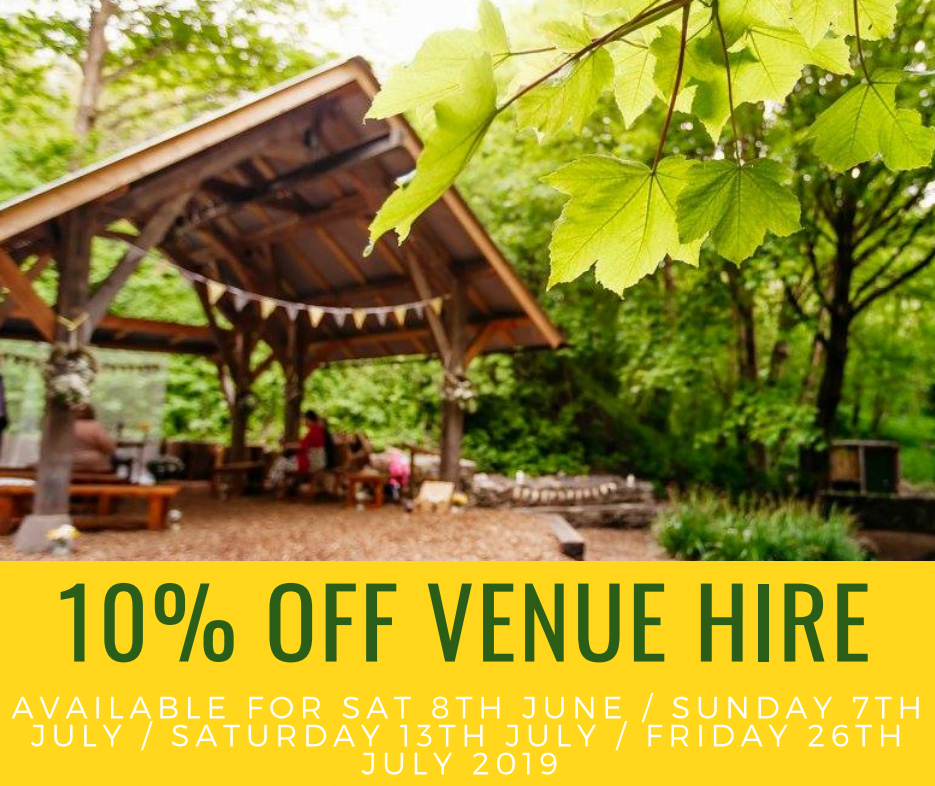10% off hire 2019
