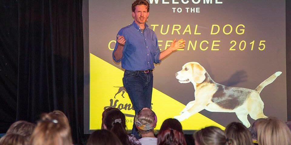 Dr Nick Thompson presenting