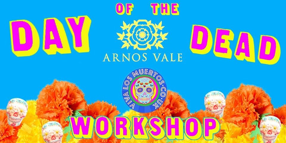Day of the Dead workshop poster