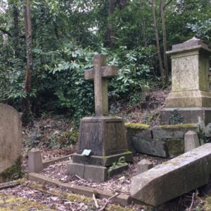 Mary Carpenter grave at Arnos Vale