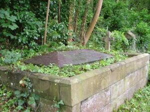 Gibbs grave at Arnos Vale