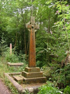 Sir Joseph Weston grave