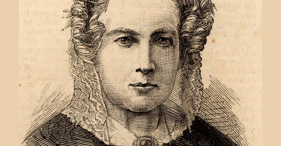 A sketch of Mary Carpenter